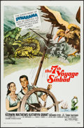 """Movie Posters:Fantasy, The 7th Voyage of Sinbad (Columbia, R-1975). One Sheet (27"""" X 41"""")Style B. Fantasy.. ..."""