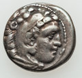 Ancients:Ancient Lots  , Ancients: GREECE-ROMAN EMPIRE. Lot of three (3) coins.... (Total: 3items)