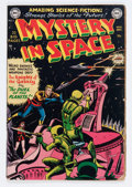 Golden Age (1938-1955):Science Fiction, Mystery in Space #3 (DC, 1951) Condition: VG+....