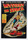 Golden Age (1938-1955):Science Fiction, Mystery in Space #5 (DC, 1952) Condition: VG/FN....