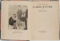 Books:Art & Architecture, Bohun Lynch. A History of Caricature. Faber and Gwyer, 1926. First edition, first printing. Contemporary half leathe...