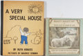 Books:Children's Books, Maurice Sendak. Group of Two Books Illustrated by Sendak, One FirstEdition. Various, 1953-1967. A Very Special House is...(Total: 2 Items)