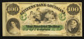 Obsoletes By State:Louisiana, New Orleans, LA- Citizens' Bank of Louisiana $100 18__. ...