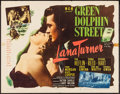 "Movie Posters:Adventure, Green Dolphin Street (MGM, 1947). Half Sheet (22"" X 28"").Adventure.. ..."