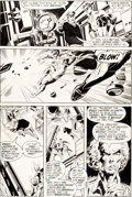 Original Comic Art:Panel Pages, Neal Adams and Dick Giordano Green Lantern #80 Page 4Original Art (DC, 1970)....