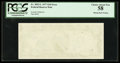 Error Notes:Blank Reverse (100%), Fr. 2023-L $10 1977 Federal Reserve Note. PCGS Choice About New 58.. ...
