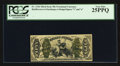 Fractional Currency:Third Issue, Fr. 1344 50¢ Third Issue Justice PCGS Very Fine 25PPQ.. ...