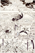 Original Comic Art:Panel Pages, Todd McFarlane The Amazing Spider-Man #311 Page 19 OriginalArt (Marvel, 1989)....