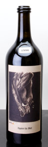 Domestic Syrah/Grenache, Sine Qua Non Syrah 1996 . Against the Wall. Bottle (1). ... (Total: 1 Btl. )