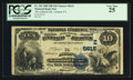 National Bank Notes:Pennsylvania, Ashland, PA - $10 1882 Date Back Fr. 545 The Ashland NB Ch. #(E)5615. ...