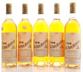 White Bordeaux, Chateau La Tour Blanche 1988 . Sauternes. 1bn, 1lbsl. Bottle(5). ... (Total: 5 Btls. )