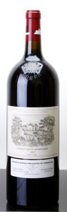 Red Bordeaux, Chateau Lafite Rothschild 2007 . Pauillac. Magnum (1). ... (Total: 1 Mag. )