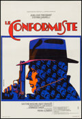 """Movie Posters:Drama, The Conformist and Other Lot (Paramount, 1971). French Affiche (15""""X 22"""") and One Sheet (27.25 X 40.25""""). Drama.. ... (Total: 2 Items)"""