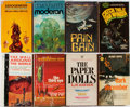 Books:Science Fiction & Fantasy, [Science Fiction and Fantasy]. Group of Eight Signed and Inscribed First Printing Mass Market Paperbacks. Various, 1960-1977...