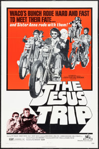 "The Jesus Trip (Emco, 1971). One Sheet (27"" X 41""). Exploitation"