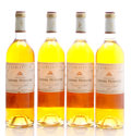 White Bordeaux, Chateau Lafaurie Peyraguey 1987 . Sauternes. 1bn. Bottle(4). ... (Total: 4 Btls. )