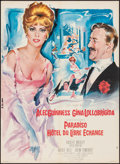 "Movie Posters:Comedy, Hotel Paradiso (MGM, 1966). French Affiche (22.5"" X 31""). Comedy....."
