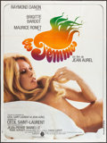 """Movie Posters:Comedy, Les Femmes (Prodis, 1969). French Grande (47"""" X 63""""). Comedy.. ..."""