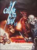 "Movie Posters:Horror, The Hills Have Eyes Part II (Cannon, 1987). French Grande (46"" X62""). Horror.. ..."