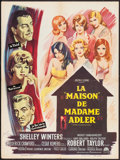"Movie Posters:Drama, A House Is Not a Home (Paramount, 1965). French Affiche (23.5"" X 31.5""). Drama.. ..."