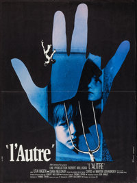 """The Other (20th Century Fox, 1972). French Affiche (22.5"""" X 30.5""""). Horror"""