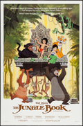 """Movie Posters:Animation, The Jungle Book (Buena Vista, R-1978 and R-1984). One Sheets (2) (27"""" X 41""""). Animation.. ... (Total: 2 Items)"""