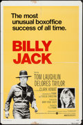 """Movie Posters:Action, Billy Jack & Other Lot (Warner Brothers, 1971). One Sheets (2)(27"""" X 41""""). Action.. ... (Total: 2 Items)"""