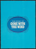 "Movie Posters:Academy Award Winners, The Story of Gone with the Wind (National Publishers, 1967). Program (Multiple Pages, 9"" X 12.5""). Academy Award Winners.. ..."