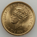 British West Africa, British West Africa: George VI 2 Shillings 1952-KN,...