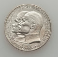 """German States:Hesse-Darmstadt, German States: Hesse-Darmstadt. Ernst Ludwig """"Philipp the Magnanimous"""" Commemorative Pair 1904,... (Total: 2 items)"""