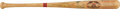 Baseball Collectibles:Bats, Greats and Hall of Famers Multi Signed Bat....