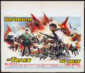 "Movie Posters:War, The Train & Other Lot (United Artists, 1965). Belgian Posters(2) (19.5"" X 23"" & 21.5"" X 24.5""). War.. ... (Total: 2 Items)"