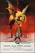 "Movie Posters:Horror, Q (United Film Distribution, 1982). One Sheet (27"" X 41""). Horror....."