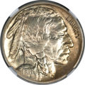 Buffalo Nickels, 1916 5C Doubled Die Obverse -- Improperly Cleaned -- NGC Details.AU. FS-101....