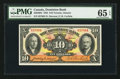Canadian Currency: , Toronto, The Dominion Bank $10 Jan. 2, 1935 Ch # 220-26-04. ...