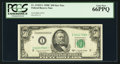 Small Size:Federal Reserve Notes, Fr. 2110-I* $50 1950C Federal Reserve Note. PCGS Gem New 66PPQ.. ...