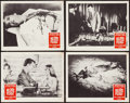 "Movie Posters:Horror, Blood Feast (Box Office Spectaculars, 1963). Lobby Card Set of 4(11"" X 14""). Horror.. ... (Total: 4 Items)"
