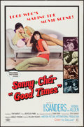 "Movie Posters:Comedy, Good Times (Columbia, 1967). One Sheet (27"" X 41""). Comedy.. ..."