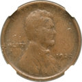 Lincoln Cents, 1922 No D 1C Strong Reverse VF35 NGC. FS-401....