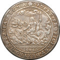 Betts Medals, Betts-16. 1596 Dutch Colonies in India, Brazil, and Saint Thomas.Silver. Fine....