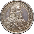 Betts Medals, Betts-19. 1599 Capture of Saint Thomas. Silver. XF....