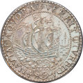 Betts Medals, Betts-Unlisted. Van L. II, 55. 1622 Dutch Commerce of Frisia.Silver. XF....