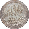 Betts Medals, Betts-24. 1629 Matanzas Treasure. Silver. XF....