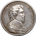 Betts Medals, Betts-33. 1631 Dutch New World Victories. Silver. VF....