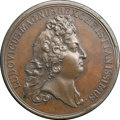 Betts Medals, Betts-71. 1690 Quebec Preserved. Bronze. XF....