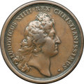 Betts Medals, Betts-73. 1690 Quebec Preserved. Bronze. Fine....