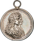 Betts Medals, Betts-67. Silver Shoals Treasure Recovery. Silver. XF, hanger....