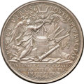Betts Medals, Betts-101. 1702 American Treasure Captured at Vigo. Silver. Plainedge. XF+....
