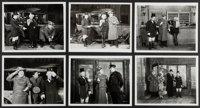 "Double Whoopee (MGM) Reprinted Photos from Dupe Negatives (12) (8"" X 10""). Comedy. ... (Total: 12 Items)"