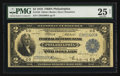 Fr. 755 $2 1918 Federal Reserve Bank Note PMG Very Fine 25 Net